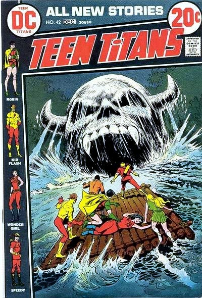 The Top 10 (or so) Comic Book Covers 1970-1979 | Aaron ... | 400 x 590 jpeg 96kB