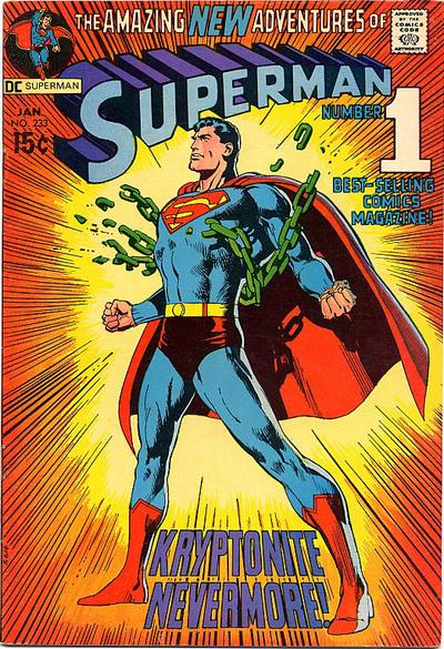 The Top 10 (or So) Comic Book Covers 1970-1979