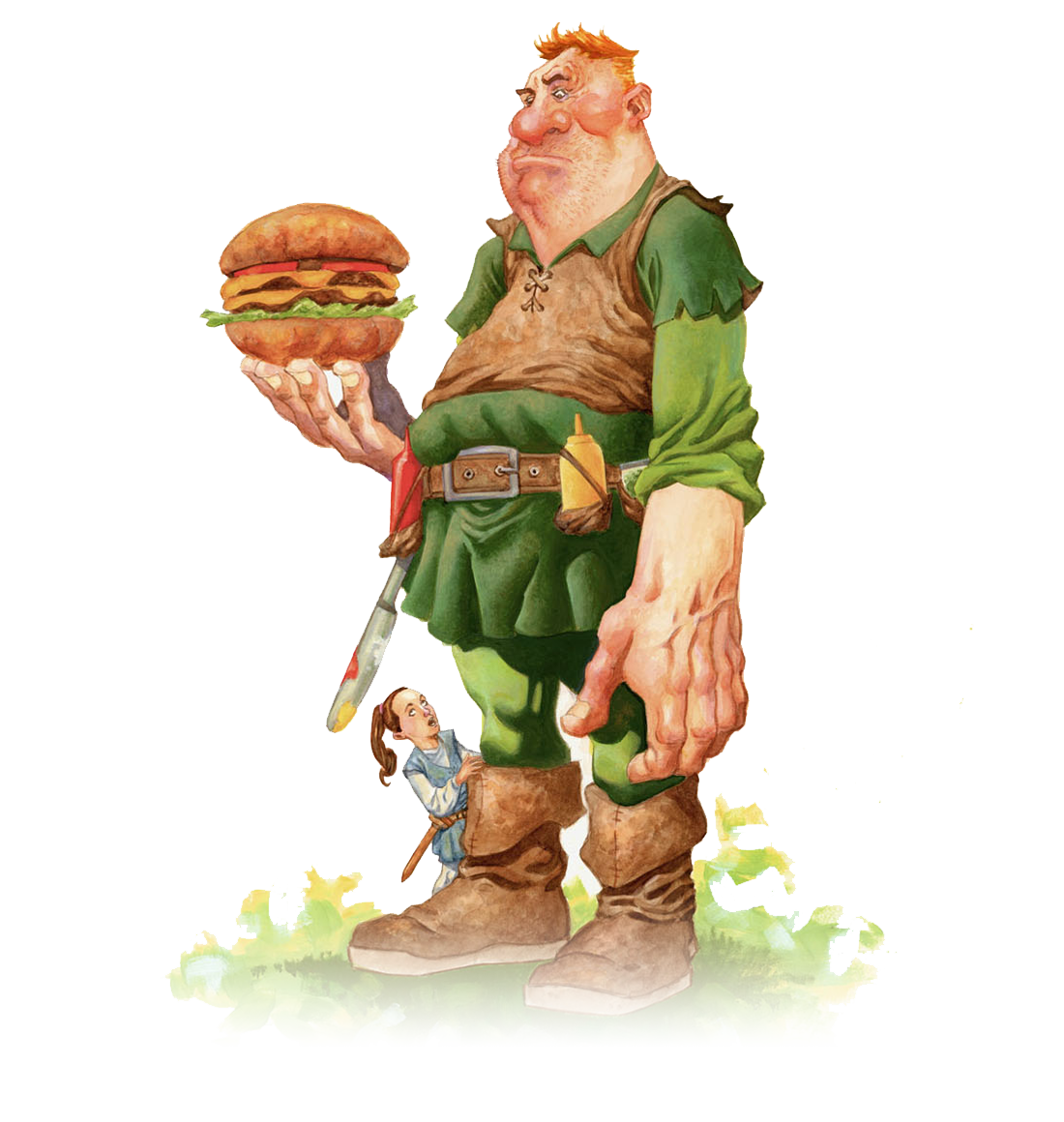Hamburger Giant