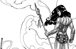 Wonder Woman Cover #33